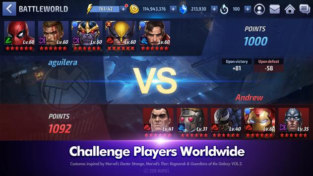 MARVEL Future Fight screenshot 21