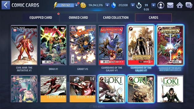 MARVEL Future Fight screenshot 19