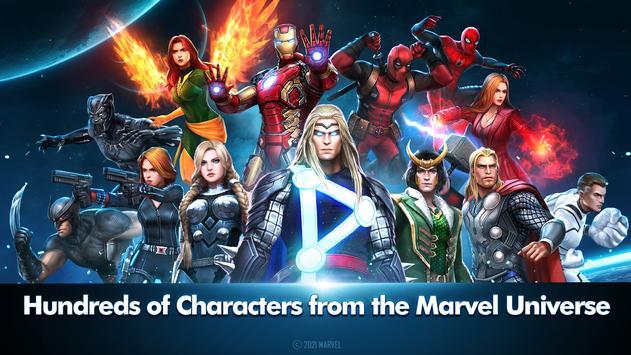 MARVEL Future Fight स्क्रीनशॉट 7