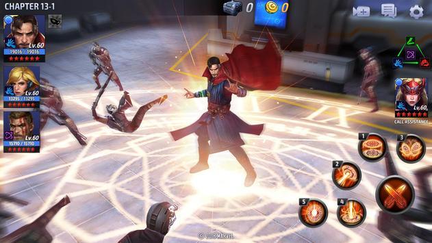 MARVEL Future Fight Screenshot 6