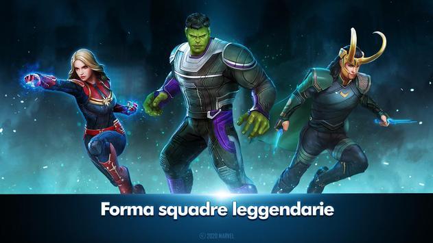 8 Schermata MARVEL Future Fight