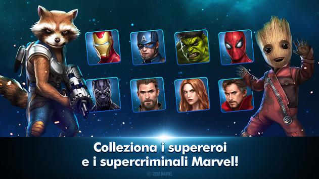 9 Schermata MARVEL Future Fight