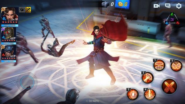 5 Schermata MARVEL Future Fight
