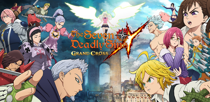 The Seven Deadly Sins: Grand Cross-APK