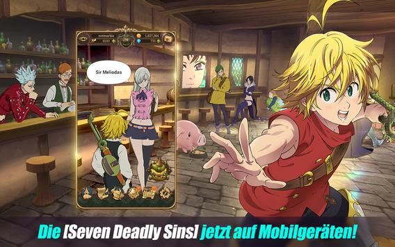 The Seven Deadly Sins: Grand Cross Screenshot 16