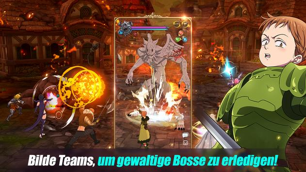 The Seven Deadly Sins: Grand Cross Screenshot 3