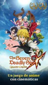The Seven Deadly Sins: Grand Cross Poster