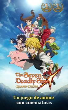 The Seven Deadly Sins: Grand Cross captura de pantalla 8