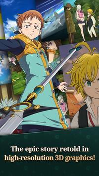 The Seven Deadly Sins: Grand Cross screenshot 4