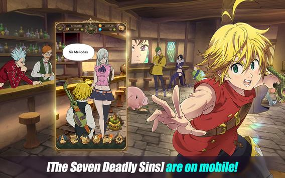 The Seven Deadly Sins: Grand Cross 截图 8
