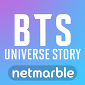 BTS Universe Story icône