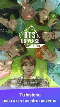 BTS Universe Story Poster