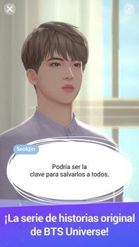 BTS Universe Story captura de pantalla 1