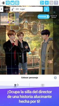 BTS Universe Story captura de pantalla 5