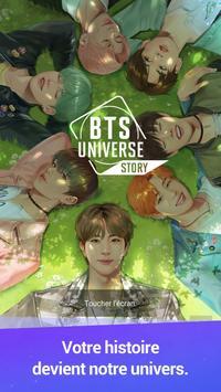 BTS Universe Story Affiche