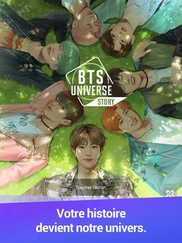 BTS Universe Story capture d'écran 8