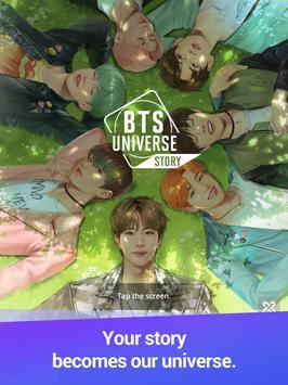 BTS Universe Story تصوير الشاشة 8