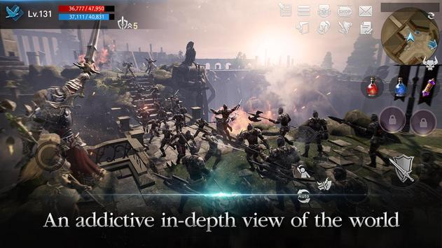 Lineage2 Revolution screenshot 5