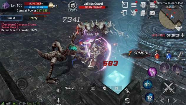 Lineage2 Revolution screenshot 7