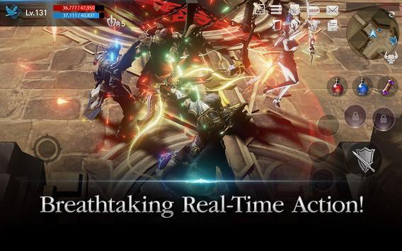 Lineage2 Revolution imagem de tela 11