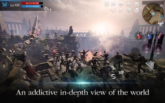 Lineage2 Revolution captura de pantalla 12