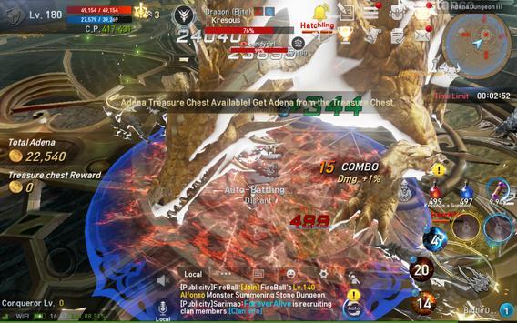 Lineage2 Revolution screenshot 15