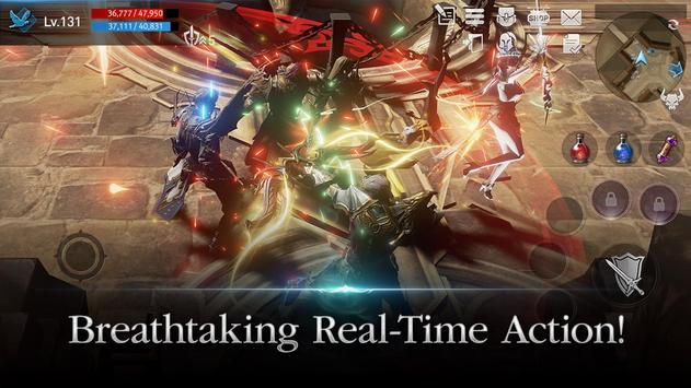 Lineage2 Revolution imagem de tela 3
