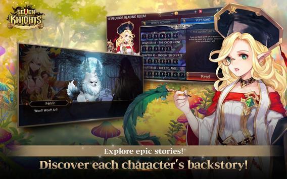 Seven Knights screenshot 13