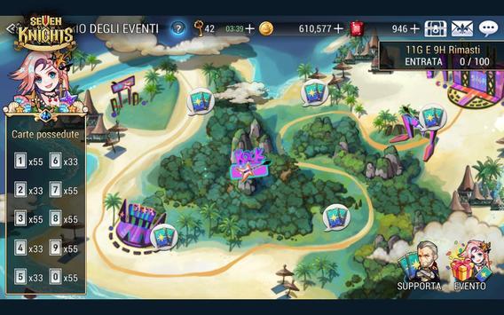 15 Schermata Seven Knights