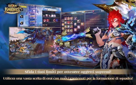 19 Schermata Seven Knights