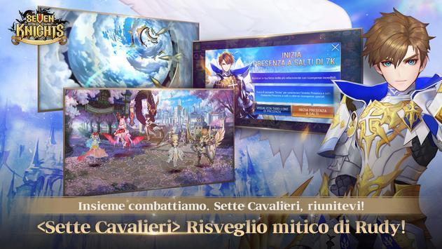 1 Schermata Seven Knights