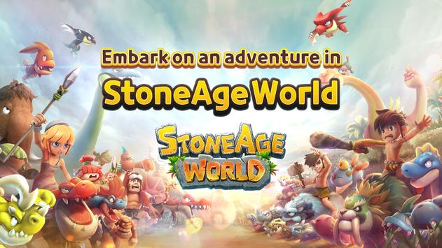 StoneAge World poster
