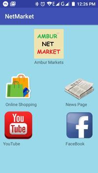 NetMarkets poster