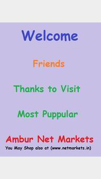 NetMarkets screenshot 1