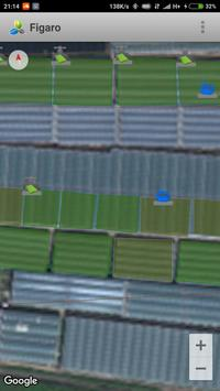 FIGARO irrigation DSS screenshot 1