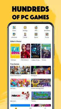 NetBoom - Play PC Games On Your Phone Poster