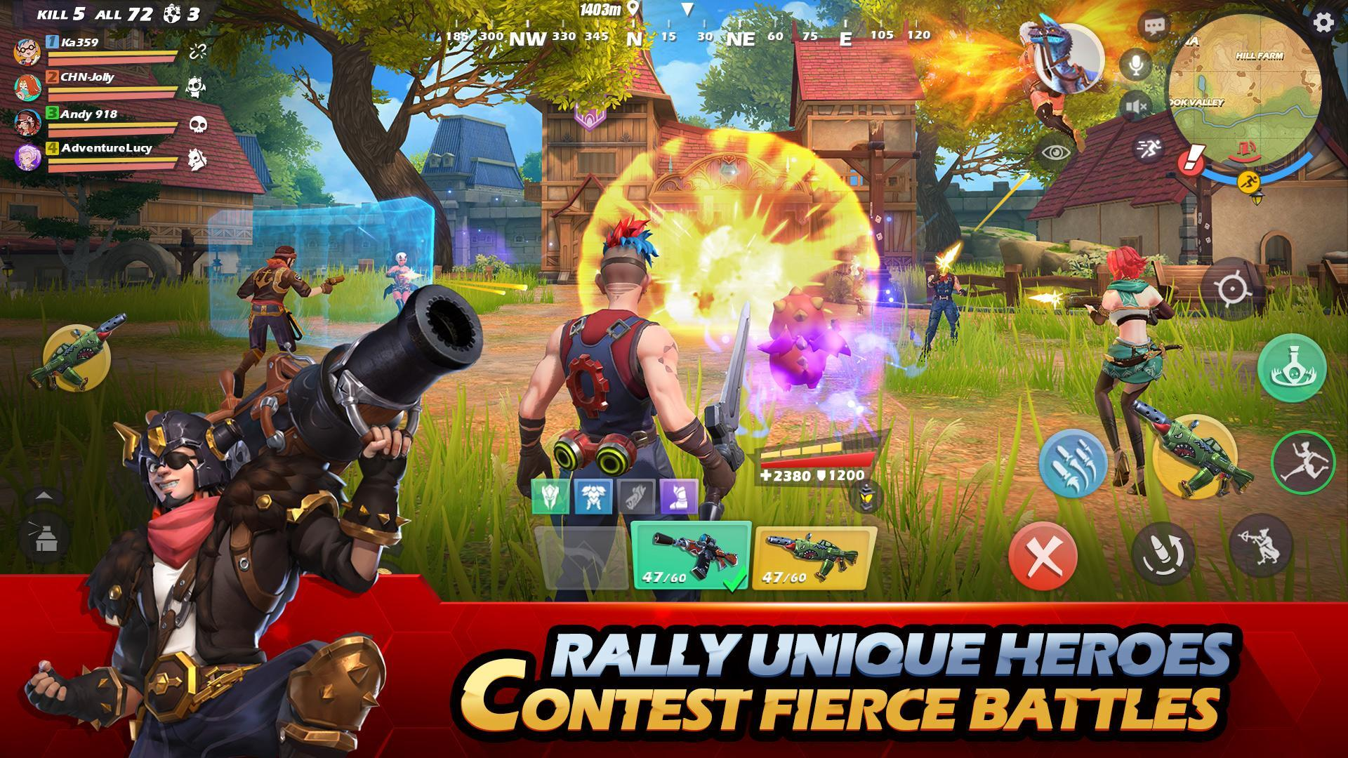 Ride Out Heroes for Android - APK Download