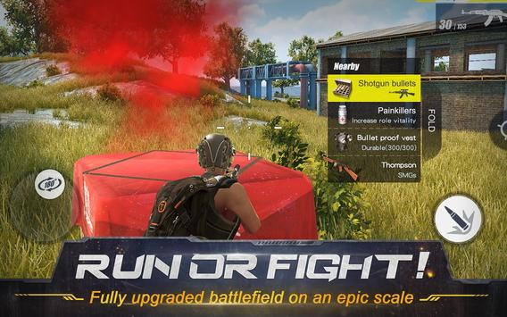 RULES OF SURVIVAL captura de pantalla 10