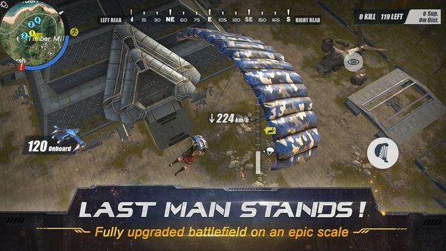 RULES OF SURVIVAL capture d'écran 3