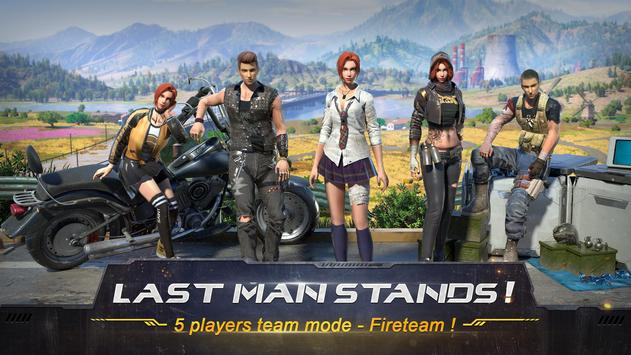 RULES OF SURVIVAL captura de pantalla 2