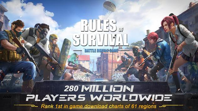 RULES OF SURVIVAL 截圖 2
