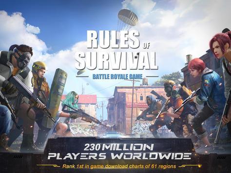 RULES OF SURVIVAL Ekran Görüntüsü 7