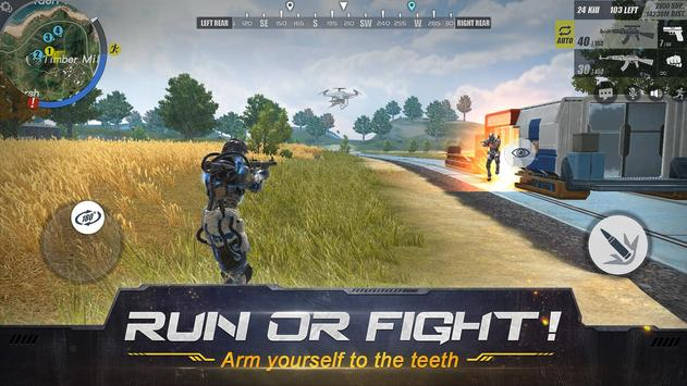 RULES OF SURVIVAL capture d'écran 5