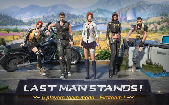 RULES OF SURVIVAL captura de pantalla 8
