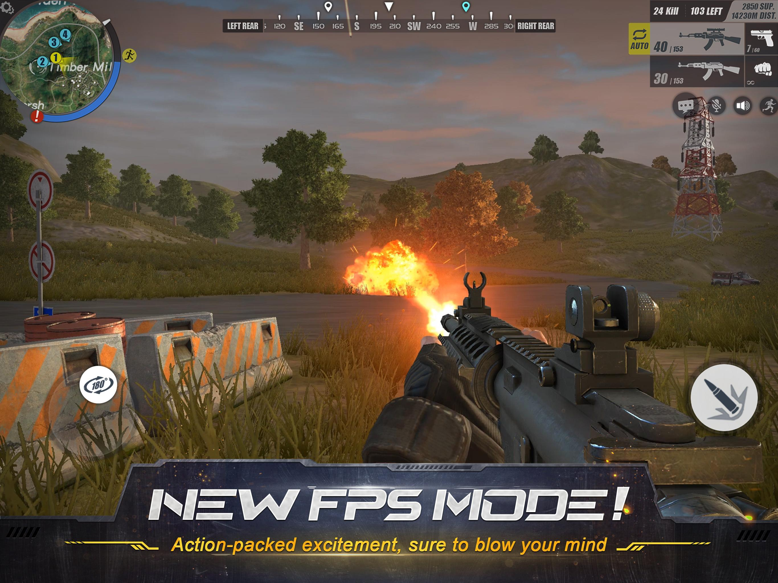 RULES OF SURVIVAL for Android - APK Download