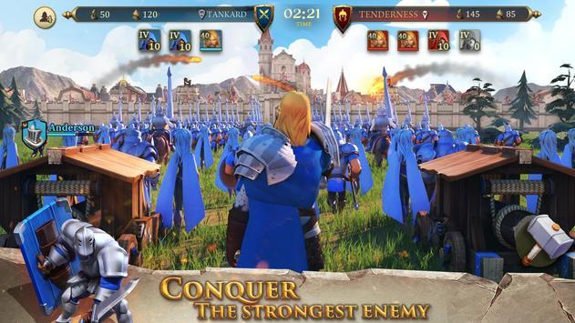 Legend: Rising Empire screenshot 3