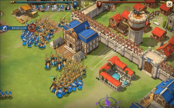 Legend: Rising Empire screenshot 11