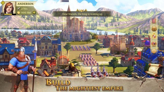 Legend: Rising Empire screenshot 1