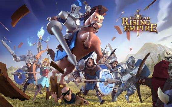 Legend: Rising Empire screenshot 6