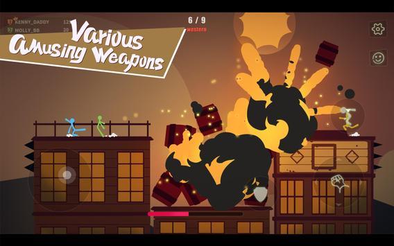 Stick Fight: The Game 截图 4